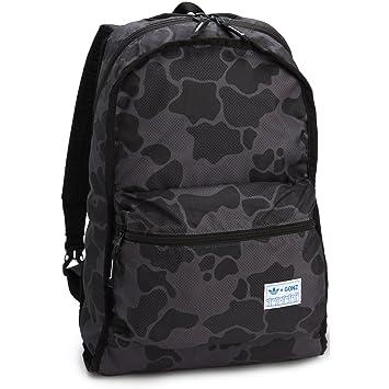 64a92e9d7950 adidas Originals Reversible Backpack Black Gonz Camo