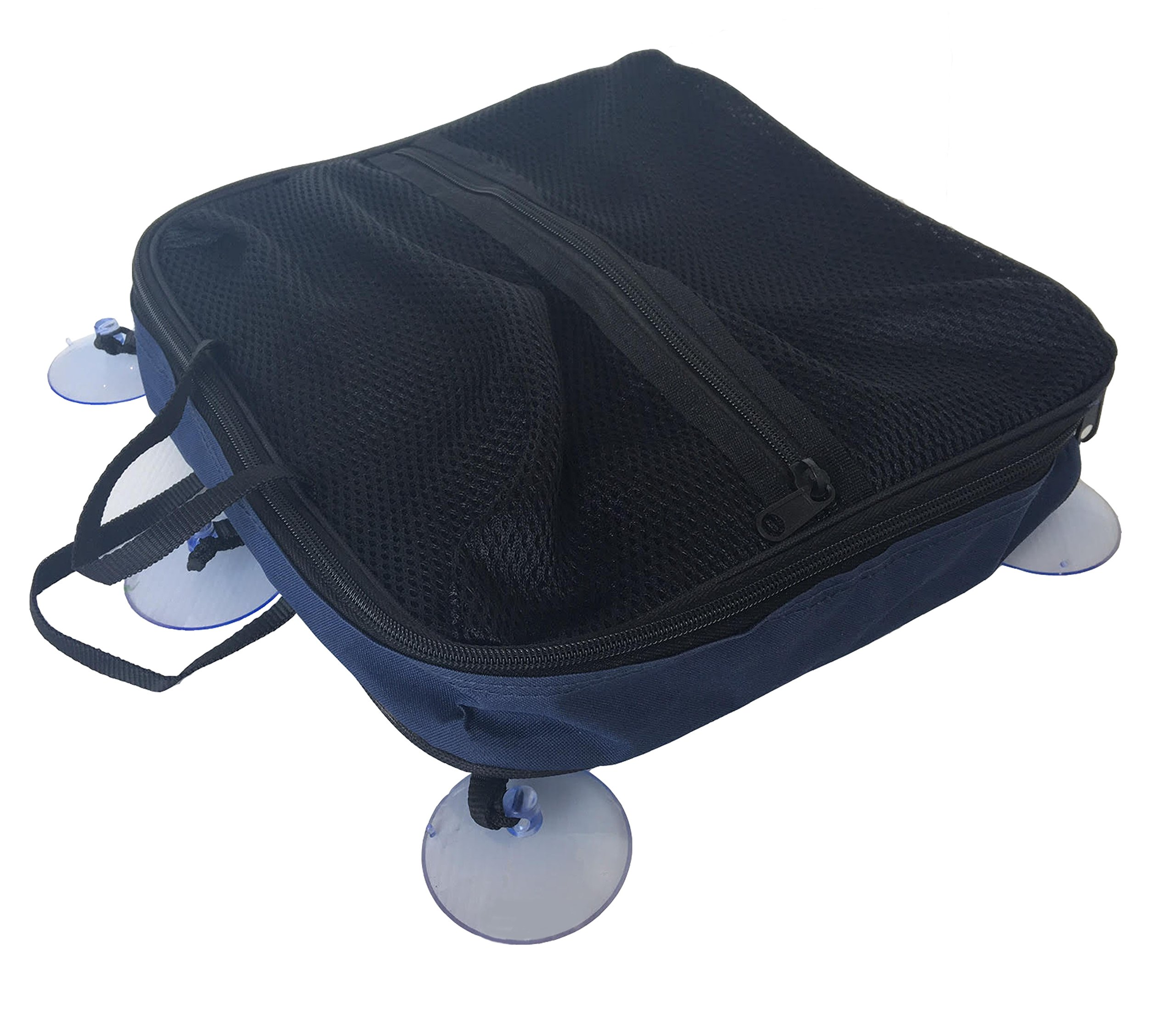 Stand Up Paddleboard Deck Pouch Bag. Features separate mesh compartment & lower compartment for extra storage of your valuables. Incl storage for Sunscreen, Diving Goggles, Water Bottles