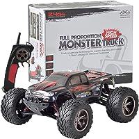 Coche Teledirigido RC - Big Wheel Monster Truck