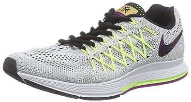 super popular c4deb 6c2f9 Nike Men s s Air Zoom Pegasus 32 Running Shoes Grey - Grau (Pr Platinum VVD