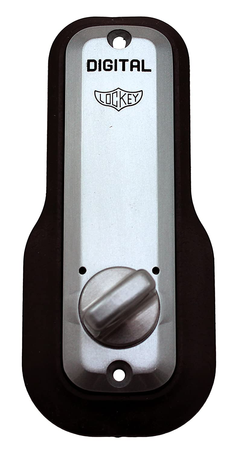 Keyless Deadbolt LockeyUSA M210WHDC Mechanical