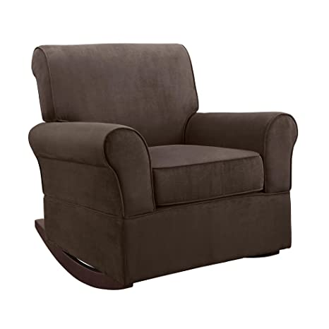 Pleasing Amazon Com Baby Relax The Mackenzie Microfiber Plush Cjindustries Chair Design For Home Cjindustriesco