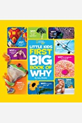 Little Kids First Big Book of Why (First Big Book) (National Geographic Little Kids First Big Books) Hardcover