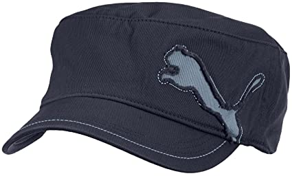 Puma Cap Fairview Military - Gorra de náutica, Color Gris, Talla DE: Adult