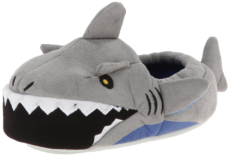 Stride Rite Boys' Light-Up Shark Slippers Stride Rite Boys 2-7 Light-Up Mouth Shark - K