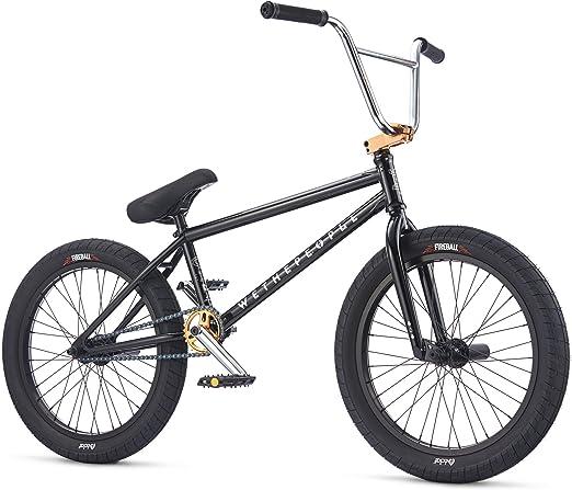 Wethepeople Trust Bicicleta BMX, Unisex Adulto, Negro, 21
