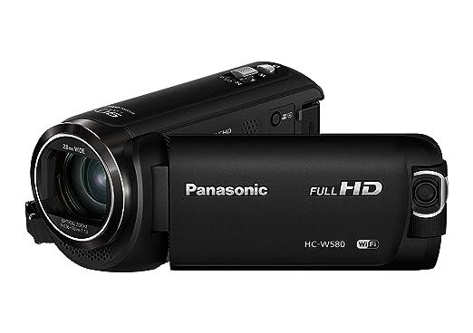 5 opinioni per Panasonic HC-W580EG-K Videocamera Full HD, Nero