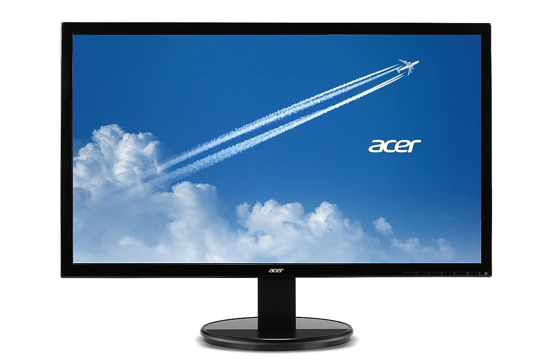 Acer K242HL - Monitor LED de 24' (1080p, 5ms, VGA, DVI, HDCP, fuente alimentació n integrada, soporte VESA), negro Acer K242HL - Monitor LED de 24 (1080p fuente alimentación integrada