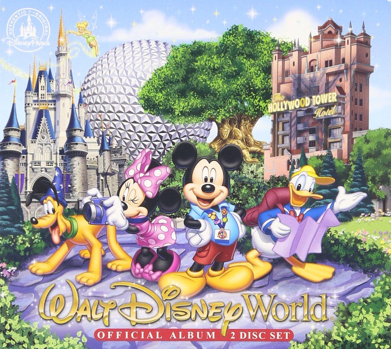 Walt Disney World Official Album, New Release