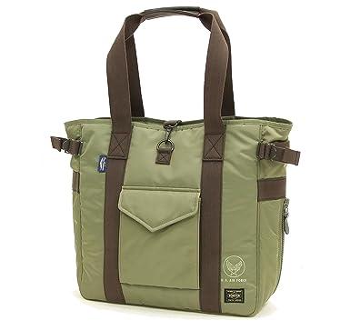 Buzz Rickson s Porter Yoshida Kaban Nylon Tote Bag Men s Casual Bag BR02532  Sage (Sage- cfc4768042641