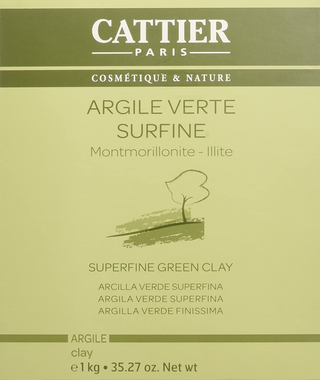 Cattier Super Fine Green Clay 1Kg by Cattier CAT052