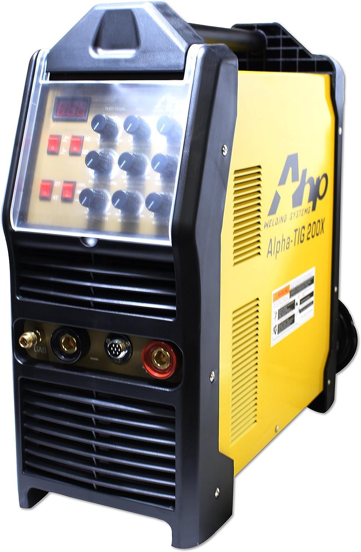 1. AHP AlphaTIG 200X 200 Amp IGBT