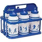 Amazon.com : Vapur 0.5 Litres Anti-Bottle (Blue) : Sports ...