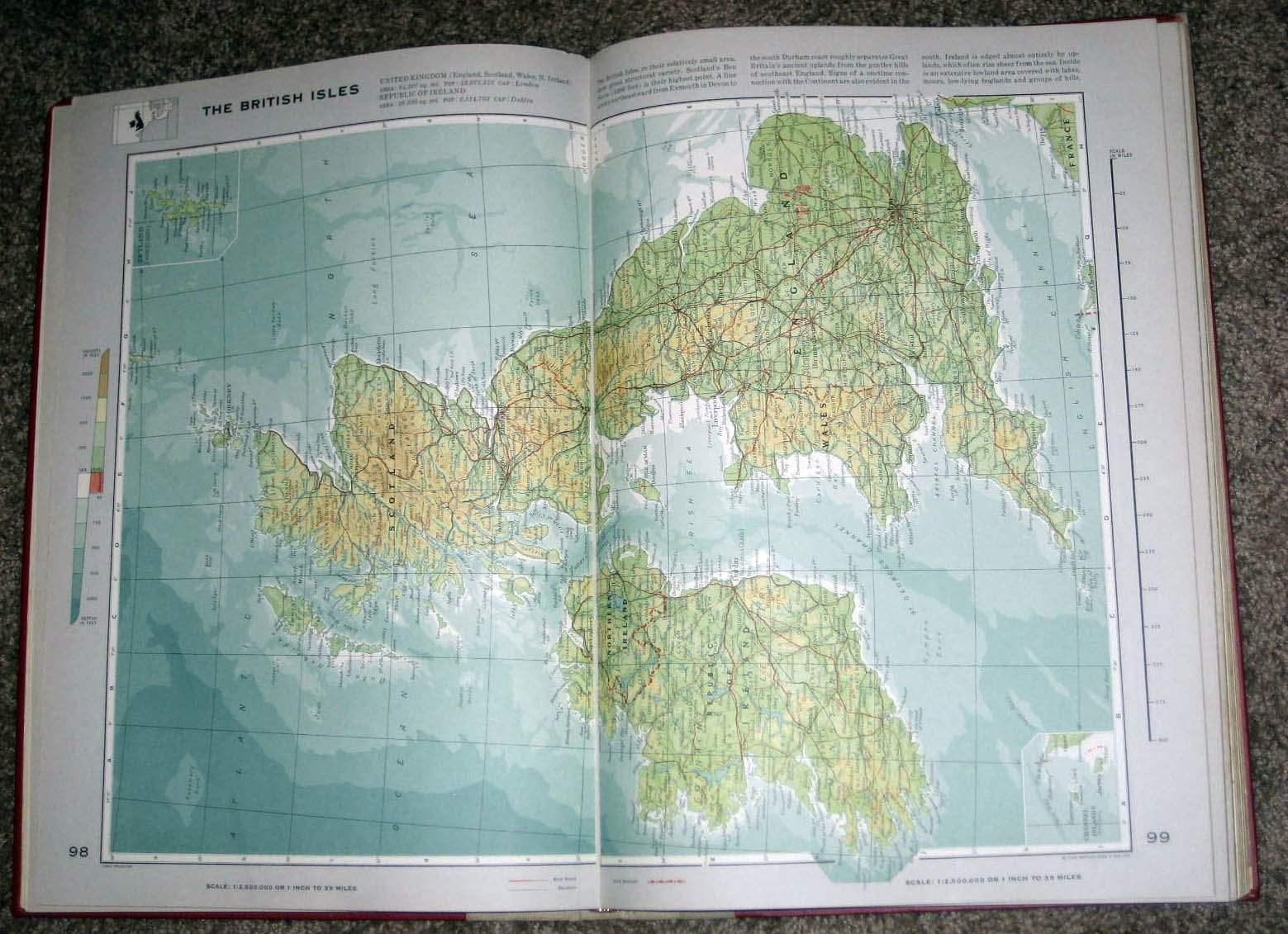 The readers digest great world atlas readers digest amazon books gumiabroncs Gallery