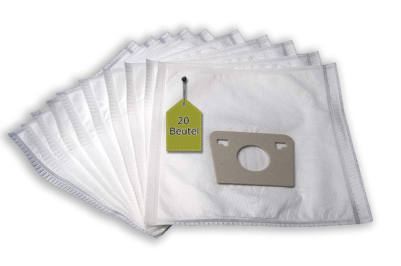 10 Staubsaugerbeutel kompatibel zu Swirl MX93 Filtertüten