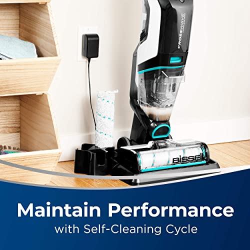 Use the multi-function docking station for cleaning and charging