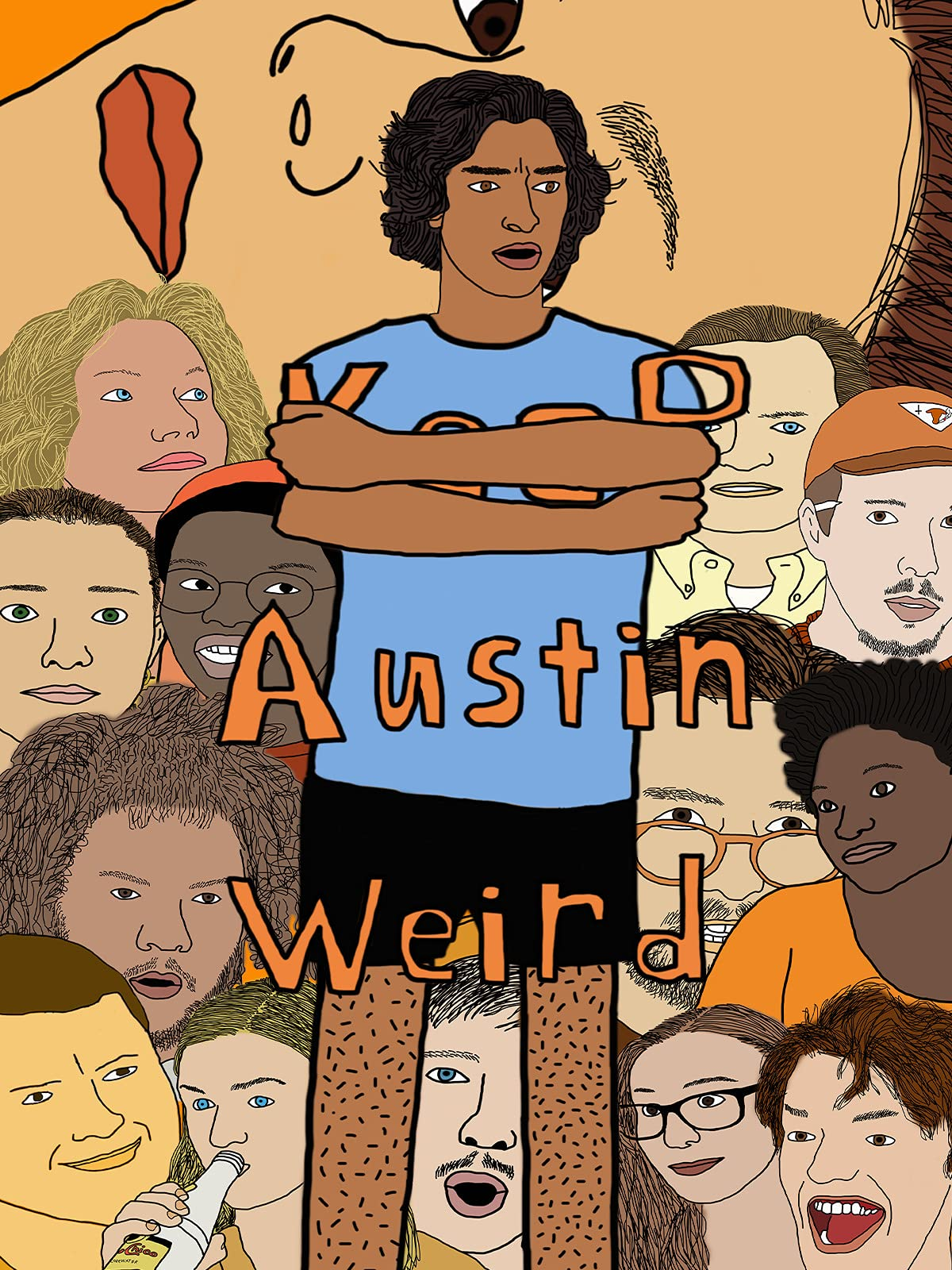 Austin Weird on Amazon Prime Video UK