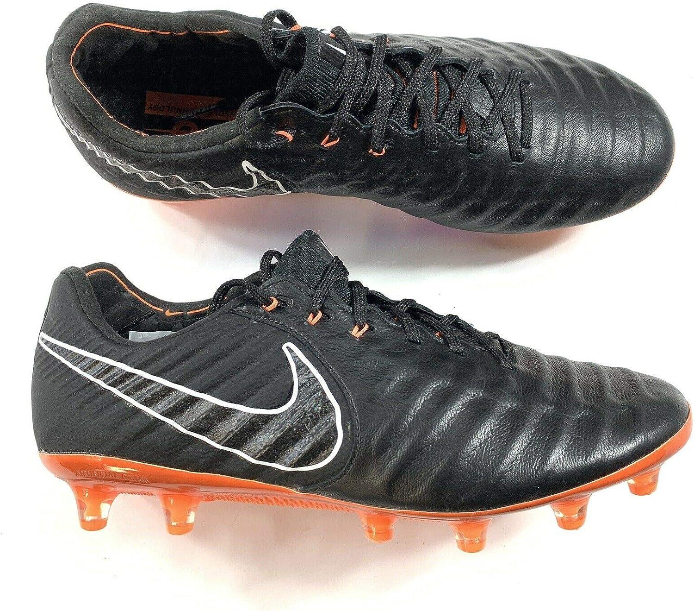 fuga de la prisión Polo viuda  Amazon.com   Nike Tiempo Legend VII 7 Elite AG-PRO Black/Orange Men's  Soccer Cleats 7 US   Soccer