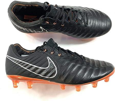 Calendario Furioso campeón  Amazon.com | Nike Tiempo Legend VII 7 Elite AG-PRO Black/Orange Men's  Soccer Cleats 7 US | Soccer