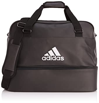747beb3513a459 adidas PU Teambag BC Teambag - Black/White, One Size (42 x 50 x 45 ...