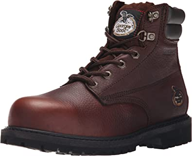Amazon.com | Georgia Boot Steel Toe Men