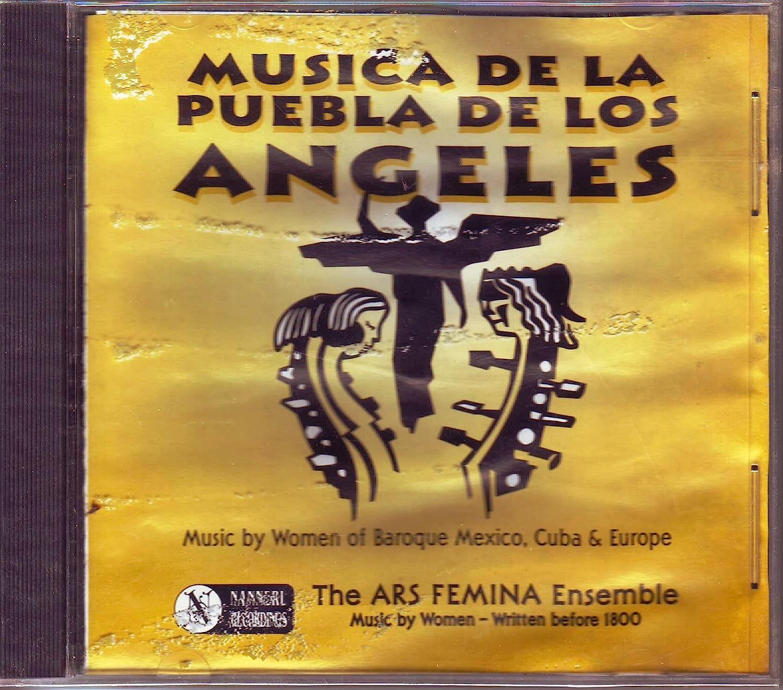 Musica de la Puebla de Los Angeles Cover Art