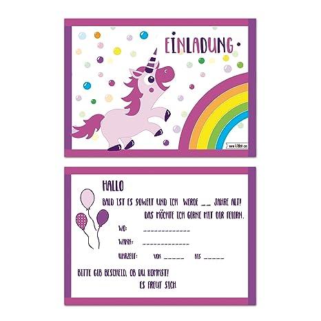 Anniversaire D Enfant Rstag Fille Cartes D Invitation