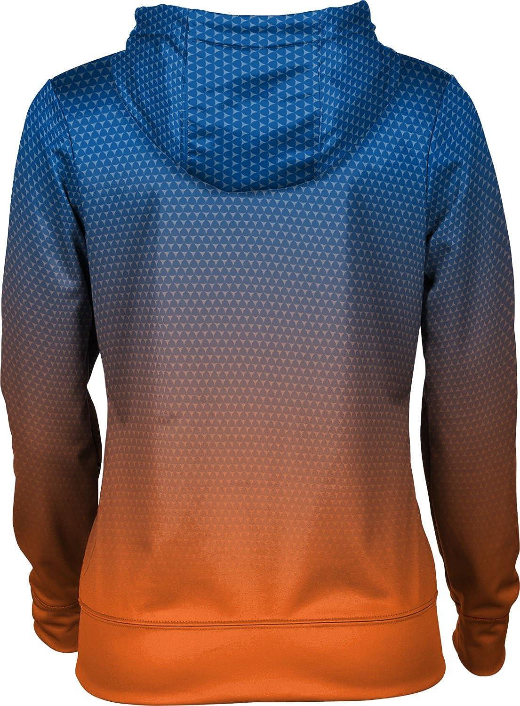 School Spirit Sweatshirt Zoom ProSphere Virginia State University Girls Zipper Hoodie