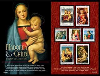 product image for American Coin Treasures Christmas Stamps Madonna and Child United States Postage | Mint State Stamps | Christmas Card