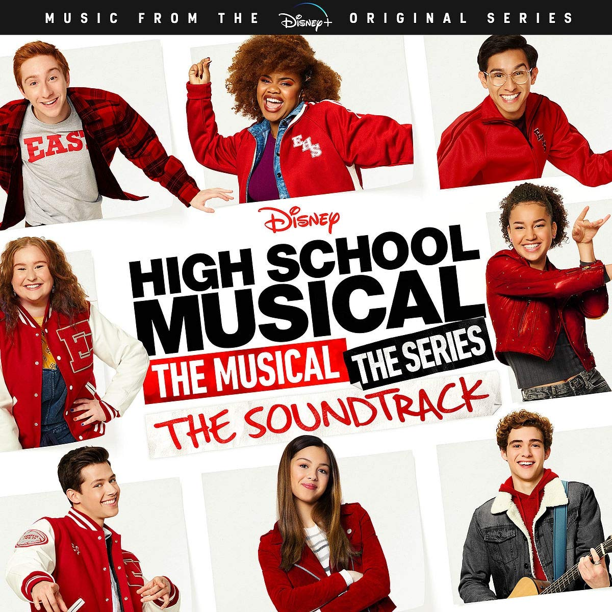 Amazon.com: High School Musical: The Musical: The Series: Music