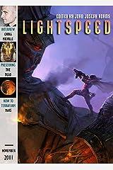 Lightspeed Magazine, November 2011 Kindle Edition
