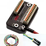 Motogadget M-Unit Basic, Cable Kit, M-Button Bundle - Digital Control and Fuse Box Motorcycle MG4002035
