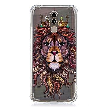 coque huawei mate 20 pro roi lion