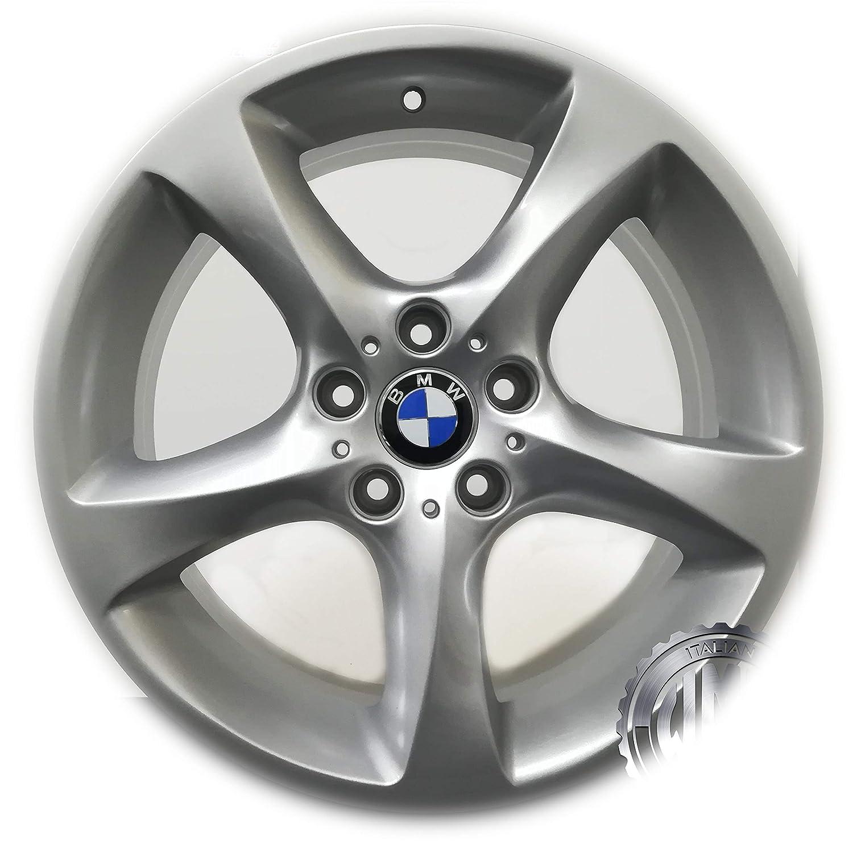 F534 SI 1 CERCHIO IN LEGA 8J 18 5X120 ET49 72, 6 PER BMW SERIE 3 E46 SERIE 1 1K2 F20 F21 FUTURA ATTIVA URBAN ELETTA MADE IN ITALY