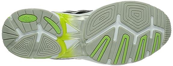 Bruetting Sprinter, Zapatillas de Running para Hombre, Gris (Grau/Schwarz/Lemon), 46 EU: Amazon.es: Zapatos y complementos