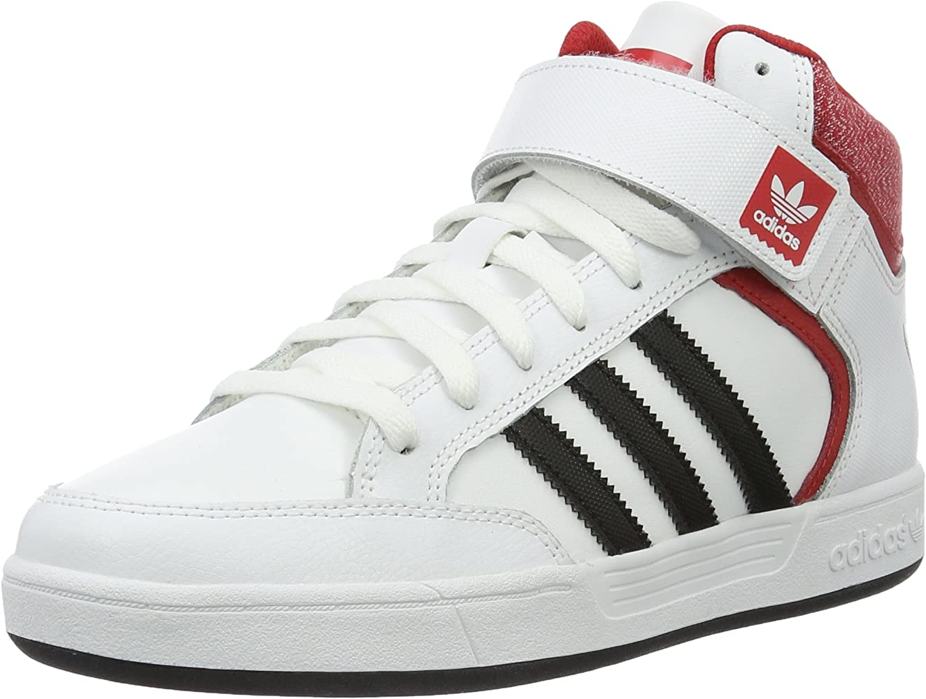 adidas Varial Mid, Baskets Hautes Homme, Blanc (FTWR White