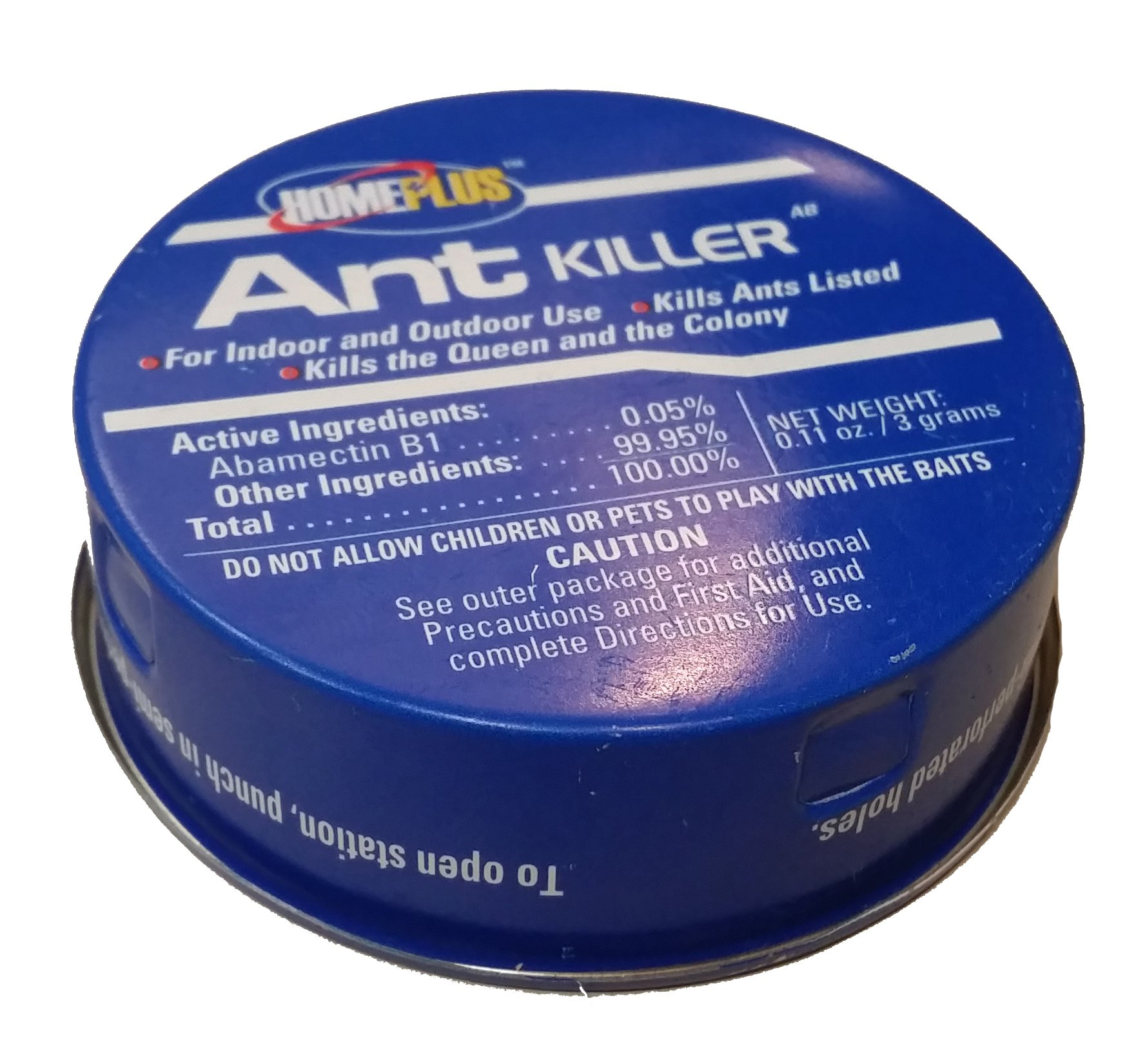 PIC Homeplus Ant Killer Metal Bait Stations, 4Count by PIC (Image #2)