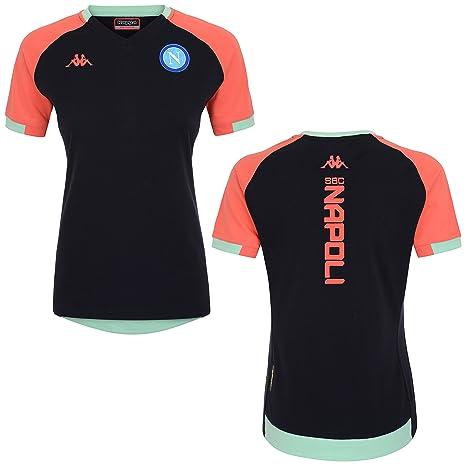 SSC Napoli T-Shirt Rappresentanza 2018 2019 Donna b38b00e6905f