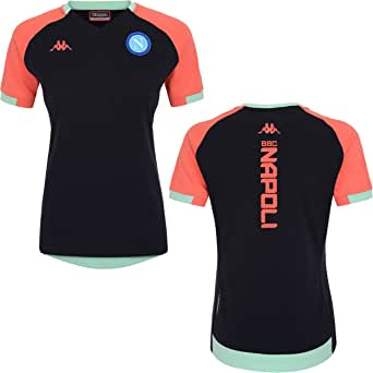 SSC Napoli Camiseta de representación de mujer: Amazon.es: Ropa y accesorios