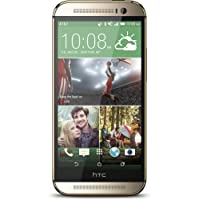 HTC One M8, Amber Gold 32GB (AT&T)
