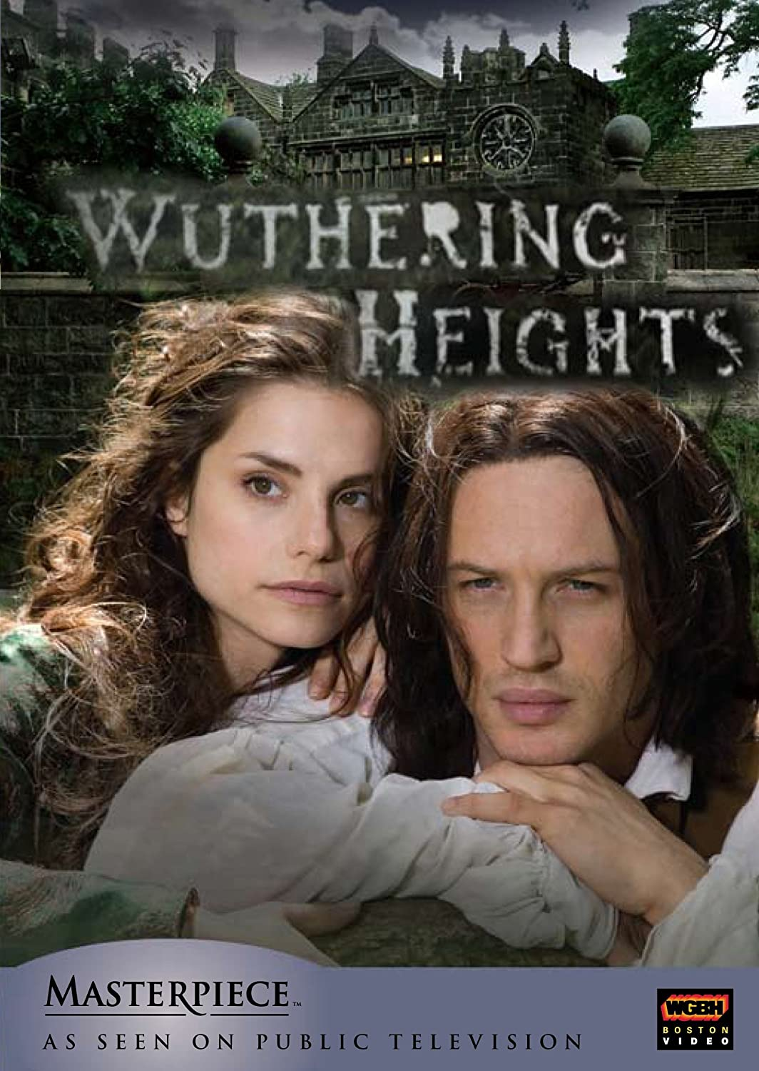 masterpiece wuthering heights ca tom hardy charlotte masterpiece wuthering heights ca tom hardy charlotte riley dvd