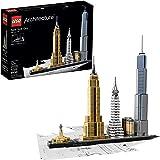 LEGO Architecture New York City 21028, Build It...