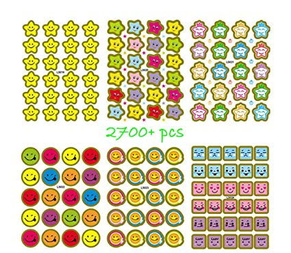 50 sheet Super Incentive Stickers & Reward Stickers for Teachers Classroom  & School Bulk Use,