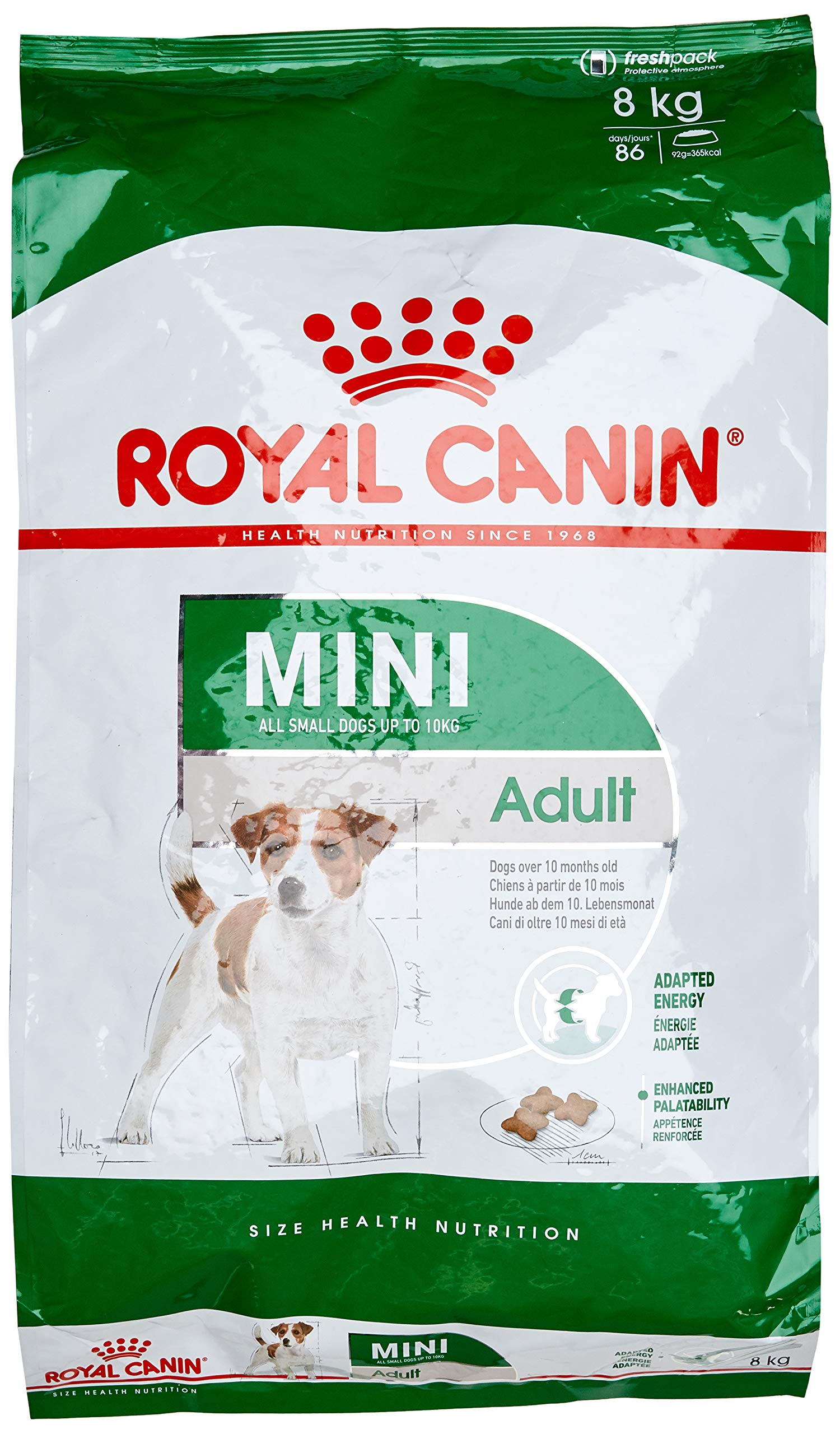 Royal Canin C-08341 S.N. Mini Adult - 8 Kg product image