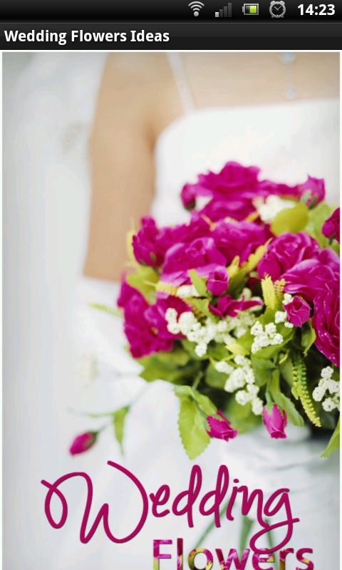 wedding flowers ideas amazon appstore. Black Bedroom Furniture Sets. Home Design Ideas