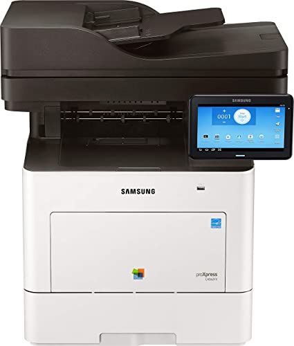 HP Samsung ProXpress SL-C4062FX Color Laser Multifunction ...