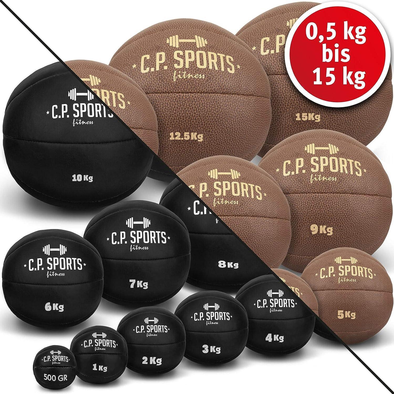 C.P. Sports - Balón Medicinal (para Crossfit, Disponible en Pesos ...