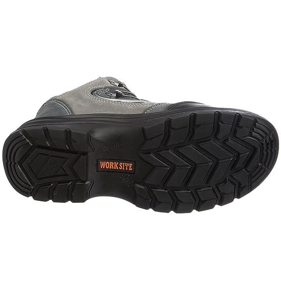Sterling Safetywear - Botas de cuero para hombre: Amazon.es: Industria, empresas y ciencia