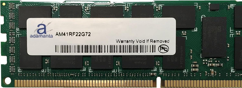 Server Memory Upgrade for HP Proliant BL460c G8 DDR3 1600Mhz PC3-12800 ECC Registered 2Rx4 CL11 1.5v Adamanta 32GB 2x16GB