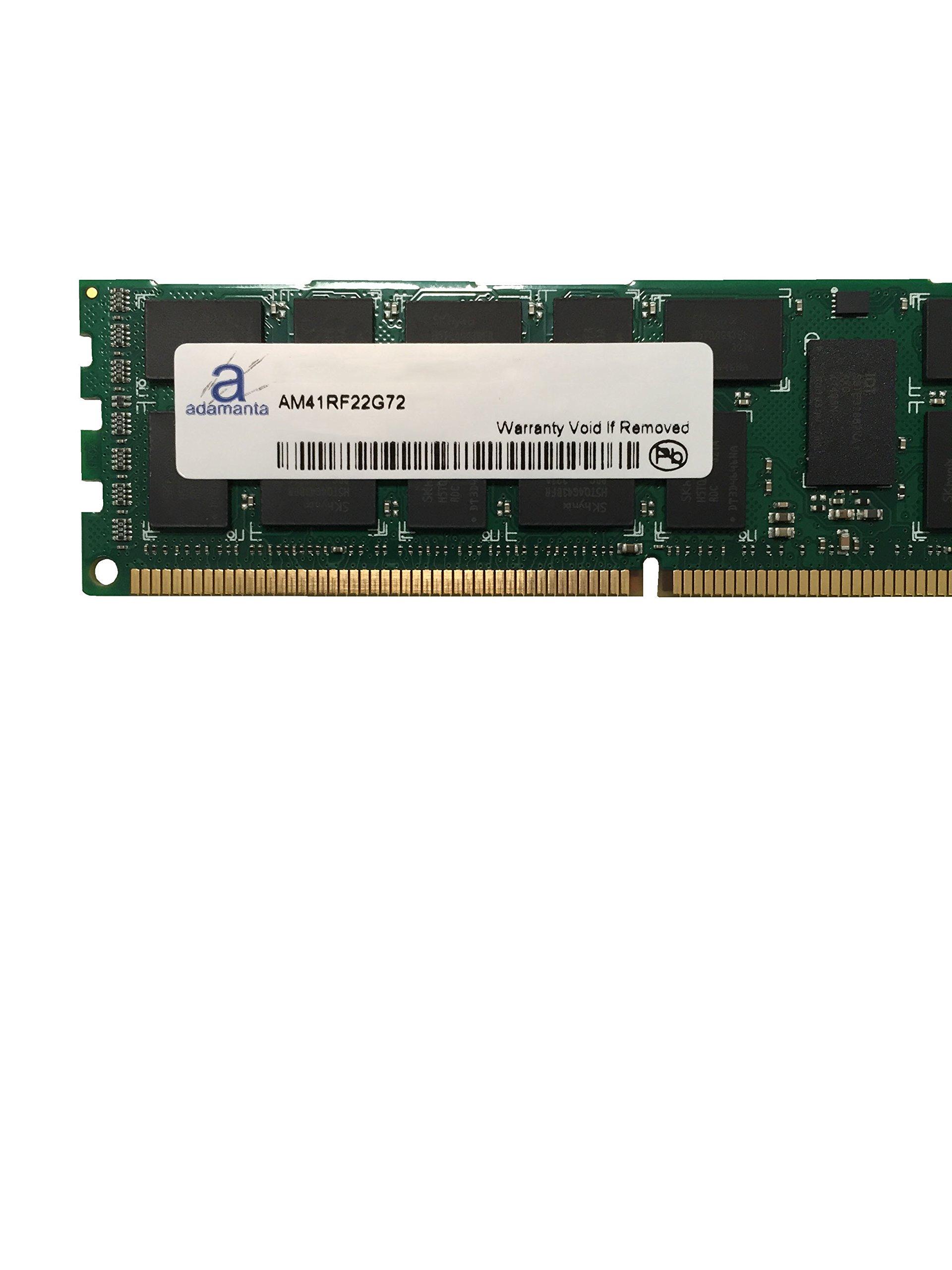 Adamanta 32GB (2x16GB) Server Memory Upgrade for Dell PowerEdge T320 DDR3 1600Mhz PC3-12800 ECC Registered 2Rx4 CL11 1.5v by Adamanta Memory (Image #3)